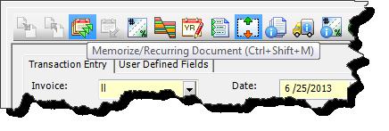 Memorize Documents